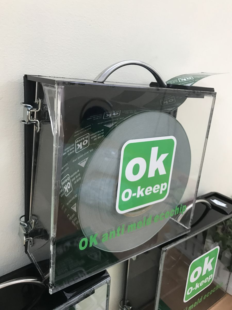 DISPENSER - OK ANTI MOLD ECOCHIP